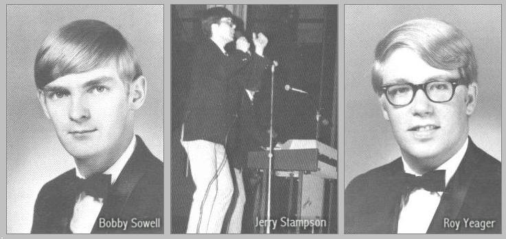 Bobby Sowell - Jerry Stampson - Roy Yeager